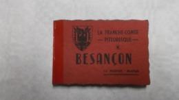 """Carnet 12 Cartes 'la Franche Comte Pittoresque"""" - Besancon"""