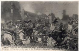 Bataille De La Marne (6, 13 Sep. 1914) Au Chateau De MONDEMENT Occupé Par LeKronprinz    (117661) - Guerra 1914-18