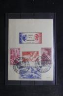FRANCE - Bloc Précurseur De La CNEP Avec Affranchissement Du Salon Philatélique De Paris En 1946 - L 46336 - CNEP