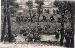 Bataille De La Marne (6, 13 Sep. 1914) Assaut Du Village Occupé Par La Garde Prussienne   (117664) - War 1914-18