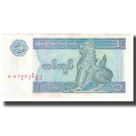 Billet, Myanmar, 1 Kyat, KM:69, SPL - Myanmar