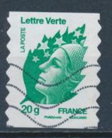 France - Beaujard 20g Lettre Verte YT A604 Obl. Ondulations - France