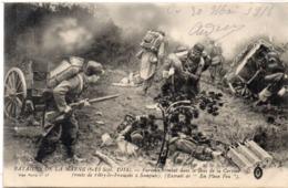 Bataille De La Marne (6, 13 Sep. 1914) Furiux Combat Dans Le Bois De LA CERTINE   (117667) - War 1914-18