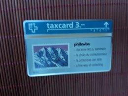 Phonecard Philswiss 306 L (Mint,Neuve) Rare - Suisse