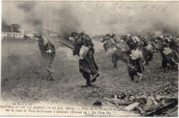 Bataille De La Marne (6, 13 Sep. 1914) Prise De La Ferme De LA CERTINE   (117668) - Guerra 1914-18