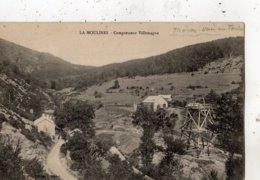ENVIRONS DE TREVES LA MOULINES COMPRESSEUR VILLEMAGNE - Autres Communes