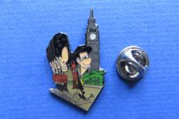 Pin's,BD,ville,GB,LONDON,BIG BEN,limité Nr.009 - Pin's & Anstecknadeln