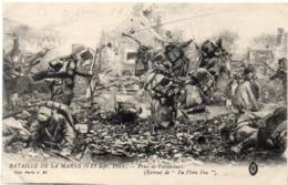 Bataille De La Marne (6, 13 Sep. 1914) Prise De VASSINCOURT     (117672) - War 1914-18