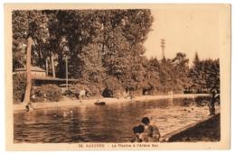 CPA 89 - AUXERRE (Yonne) - 53. La Piscine à L'Arbre Sec - Auxerre