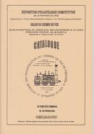 Catalogue Expo Compétitive De COMBLAIN 2003 Salon Du Chemin De Fer - Avec Divers Articles Rare Et TB - Philatelie Und Postgeschichte
