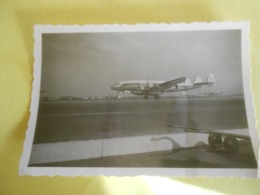 Vieux Vrai  Photo Avion - Flight Certificates
