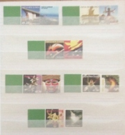 Papua New Guinea-2013 Personalised Stamps Inc High Values MNH - Seem Scarce - Papua New Guinea
