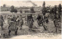 Bataille De La Marne (6, 13 Sep. 1914) Prise Du Village De VILLERS AUX VENTS - Le Kronpriz ....     (117674) - War 1914-18