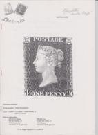 Catalogue LEOTORIA Catalogue De Vente + Article Illustrant Les Variétés De L'Epaulette 10c N°1 - Philatelie Und Postgeschichte