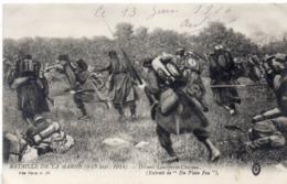 Bataille De La Marne (6, 13 Sep. 1914) Devant LOUPPY LE CHATEAU ....     (117675) - War 1914-18