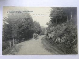 CPA BELGIQUE - Lavacherie Sur Ourthe - Ardennes Belges -  2 Rocher De Prelle - Sainte-Ode