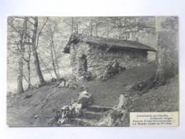CPA BELGIQUE - Lavacherie Sur Ourthe - Ardennes Belges -  Source D'eau Ferrugineuse - La Bonne Dame De Ste Ode - Sainte-Ode