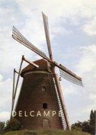 MOLENBEERSEL Bij Kinrooi (Limburg) - Molen/moulin - Stenen Bergmolen 'Zorgvliet' (oudere Kleurenkaart) - Kinrooi