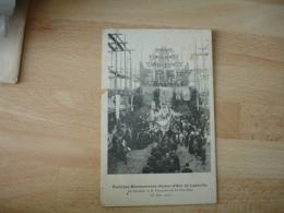 Luneville Paroisse Bienheureuse Jeanne D Arc Procession 1911 - Luneville