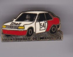 Pin's CHAMPIONNAT DE FRANCE 92 SHELL - Pins