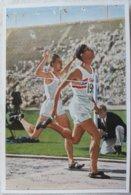 Foto Cromo Olimpiada De Los Ángeles. 1932. Nº 24. Atletismo 800 Metros, Inglaterra, Thomas Hampson, Canadá Wilson - Tarjetas
