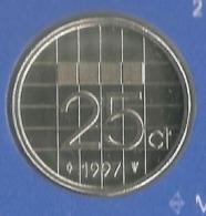 1997 * 25 Cent  Uit FDC-SET  * NEDERLAND * - [ 3] 1815-…: Königreich Der Niederlande