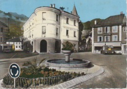 CPSM Ugine - L'hôtel De Ville - Ugine