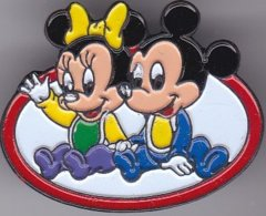 Pin's   DISNEY - Disney