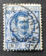 1926 Italy-Eritrea Used Stamp-Overprinted  No DK-326 - Sin Clasificación