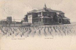 WESTENDE / KURSAAL EN TENNIS   1907 - Westende
