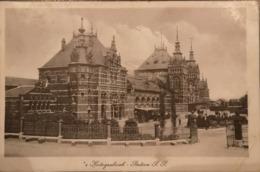 's Hertogenbosch (Den Bosch) Station S. S. (Niet Standaard) 1916 - 's-Hertogenbosch