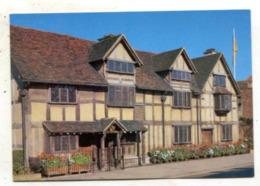 ENGLAND - AK 365554 Stratford-upon-Avon - Shakespeare's Birthplace - Stratford Upon Avon