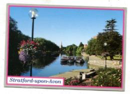 ENGLAND - AK 365557 Stratford-upon-Avon - Stratford Upon Avon