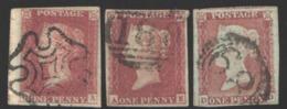 1841  Yvert Nº 3, One Penny Red - Neufs