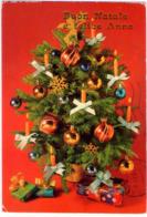 Buon Natale E Felice Anno Sotto L'albero. VG. - Altri