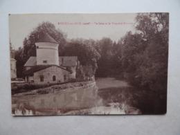 10 Aube MERREY-SUR-ARCE La Seine Et La Propriété BOULARD - France
