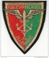 Ecusson Forces Françaises En Allemagne - Patches