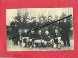Carte - Equipe Première Du C.S. Liancourt - Liancourt