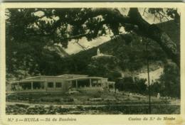 AFRICA - ANGOLA - HUILA / SA DA BANDEIRA - CASINO DA S. DO MONTE - FOTO DE DECIO - EDICAO RADIO FOTO BAZAR 1940s (5510) - Angola