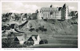 AK Wewelsburg Mit Mühle Bei Büren 1963 - Deutschland