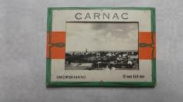 10 Minis Cartes - Carnac