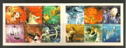 BOSNIA & HERZEGOVINA 2005  ZODIAC SIGNS,HOROSCOPE BOOKLET  SET  MNH - Astrologia