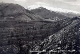 Roccaraso - Altipiano Con Monte Maiella - Formato Grande Non Viaggiata – E 14 - Italy