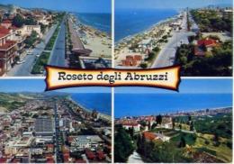 Roseto Degli Abruzzi - Formato Grande Viaggiata – E 14 - Italy