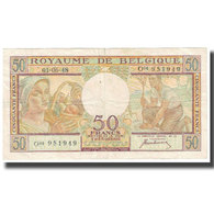 Billet, Belgique, 50 Francs, 1948-06-01, KM:133a, TB - 50 Francs