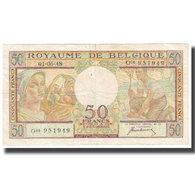 Billet, Belgique, 50 Francs, 1948-06-01, KM:133a, TB - [ 6] Staatskas