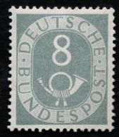 1951 - 52 Mi Posthorn  DE 127 Sn DE 674 Yt DE 13 Sg DE 1049 AFA DE 1090 Postfrisch Xx - Ungebraucht
