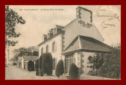 Plougasnou * Le Grand Hotel Des Bains     ( Scan Recto Et Verso ) - Plougasnou