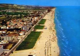 Alba Adriatica - Teramo - Panorama - Formato Grande Viaggiata – E 14 - Teramo