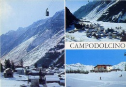 Campodolcino - 651 - Formato Grande Non Viaggiata – E 14 - Italy